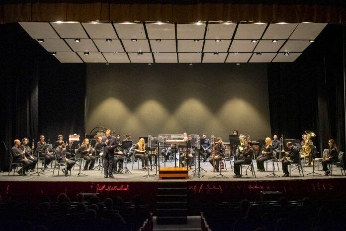 Concierto extraordinario 'Día de la Mujer' de la Banda Municipal de Música