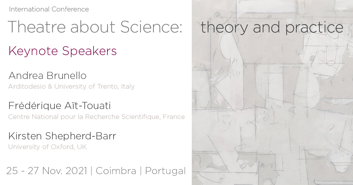 International Conference   Theatre about Science