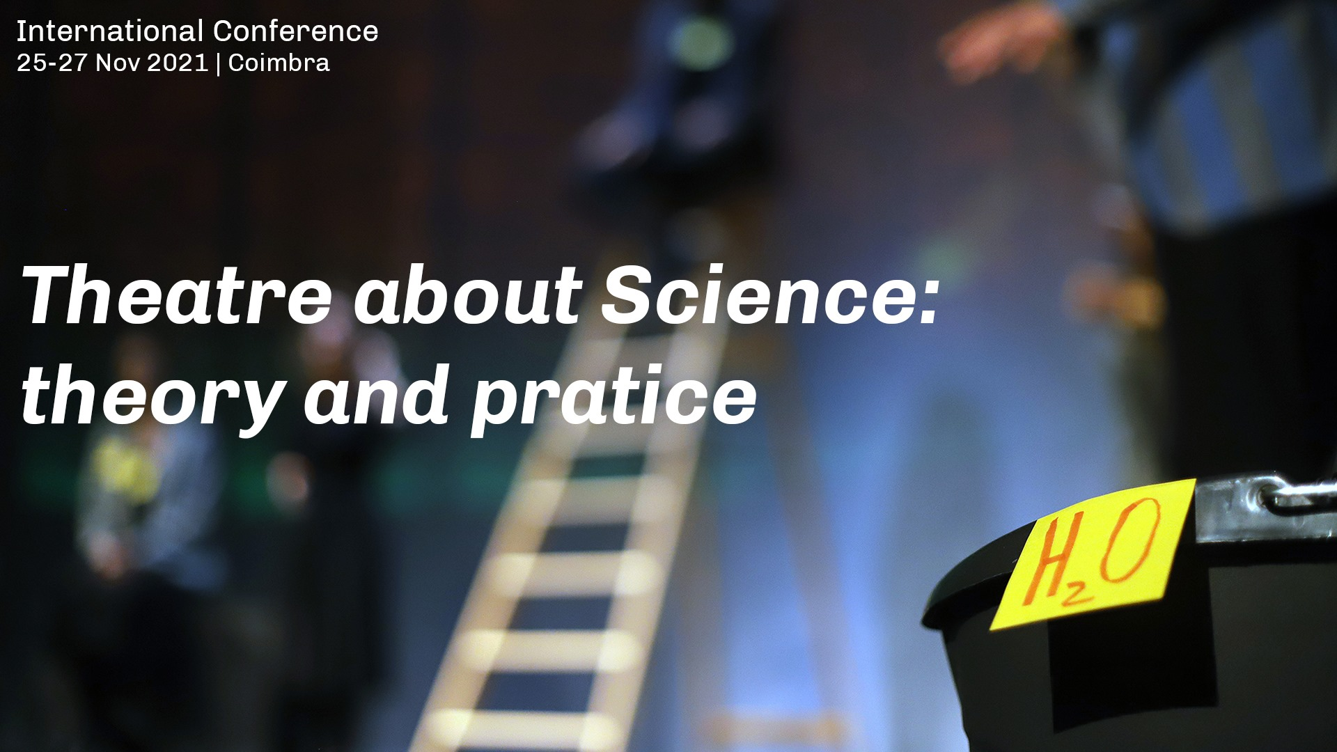 International Conference | Theatre about Science