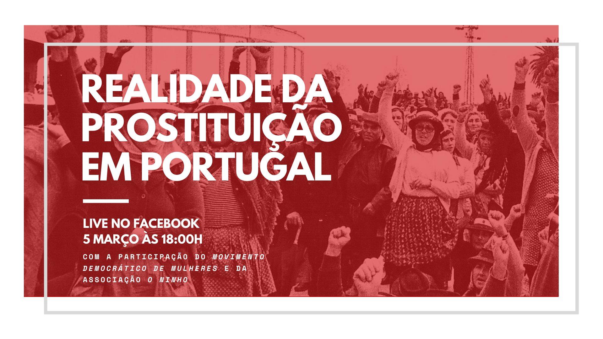 A Realidade da Prostituição em Portugal