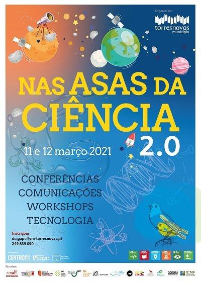 """""""Nas Asas da Ciência 2.0"""" - evento digital"""