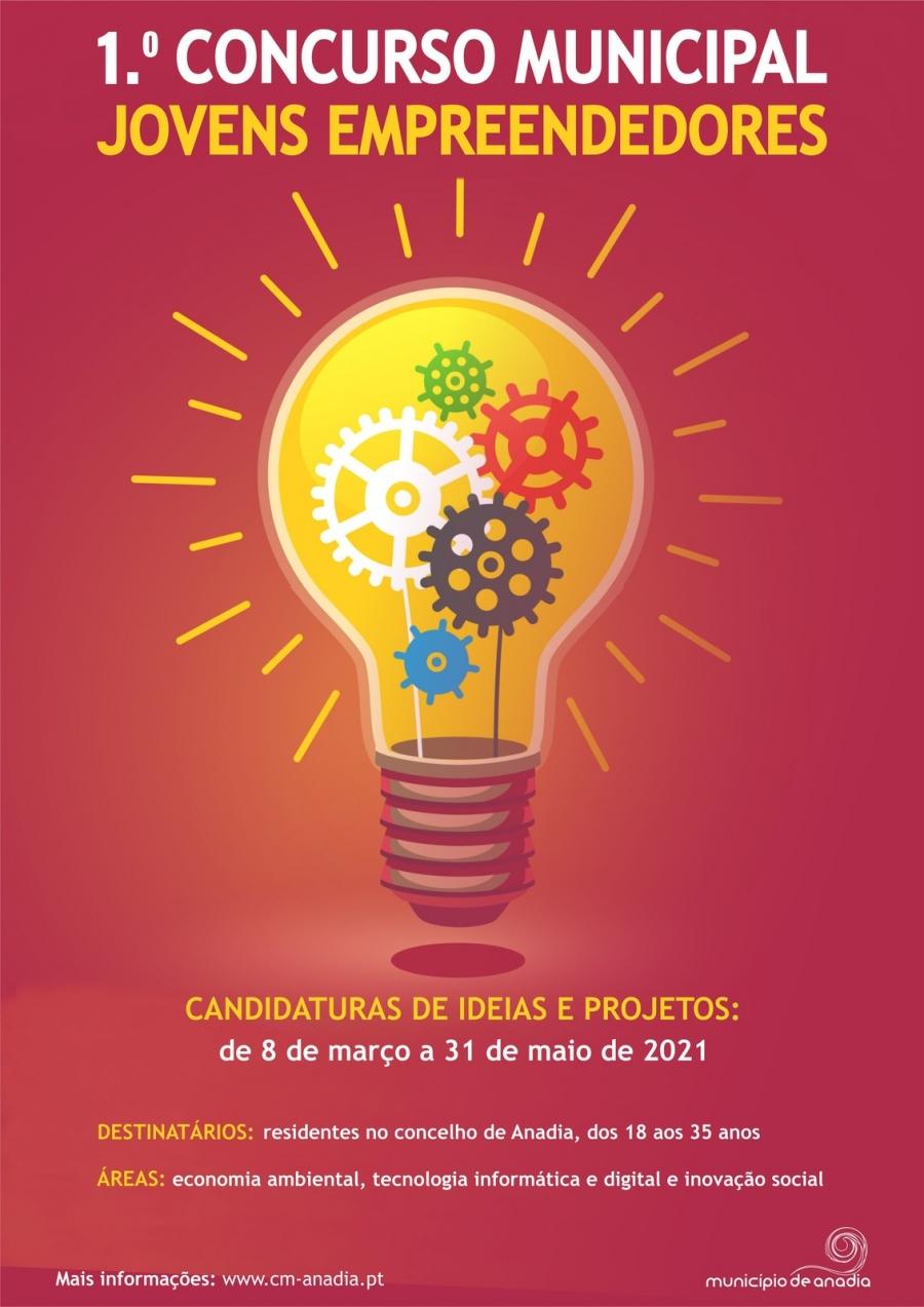 1.º Concurso Municipal  Jovens Empreendedores