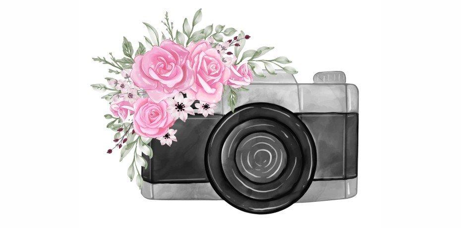 Concurso de Fotografia 'Flores do meu Jardim'