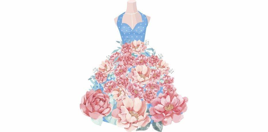 Concurso de 'Vestidos de Flores'