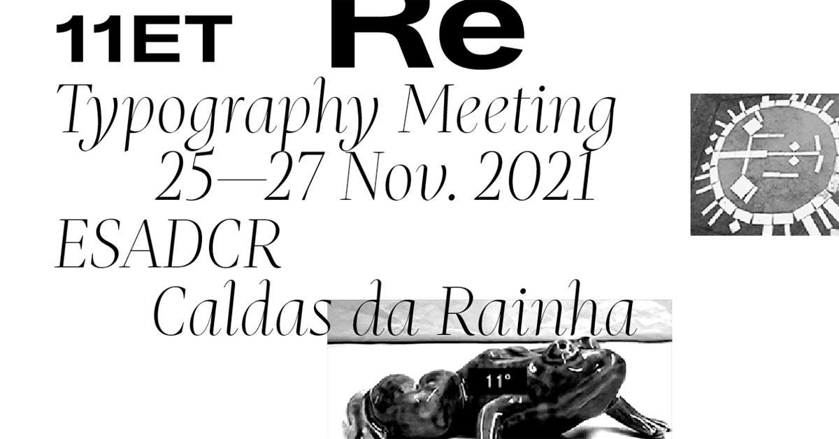 11ET—Typography Meeting