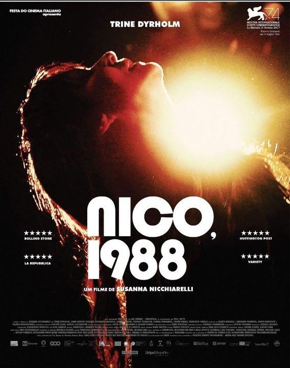 'Nico, 1988', de Susanna Nichariel