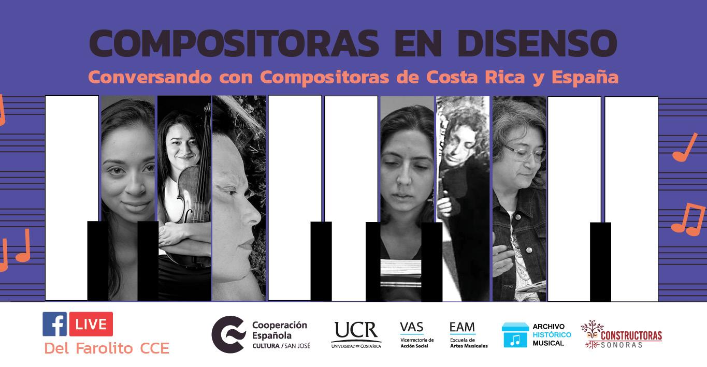 Compositoras en Disenso - Conversando con Compositoras de Costa Rica y España