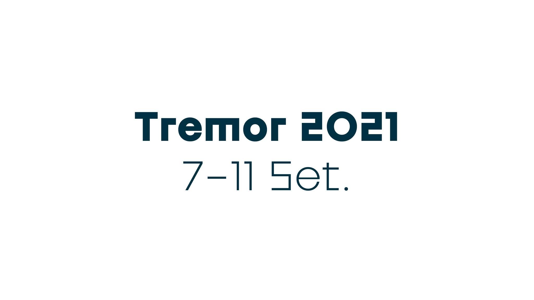 Tremor Festival 2021