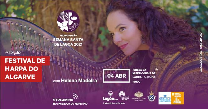 Concerto de Harpa - Lagoa - SSL/FHA 2021 [online]