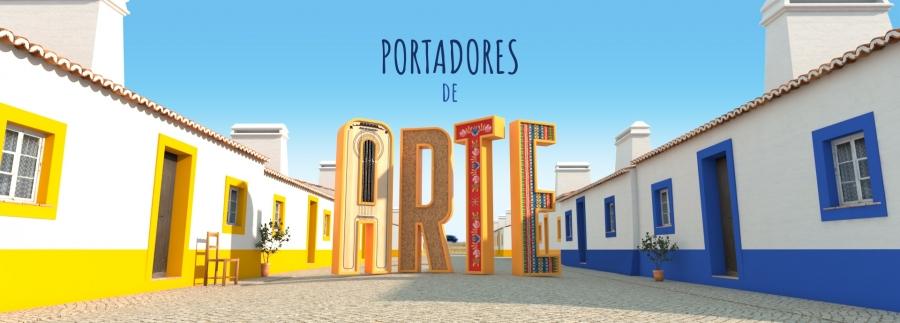 Portadores de Arte – Projeto de co-criação artística participativa