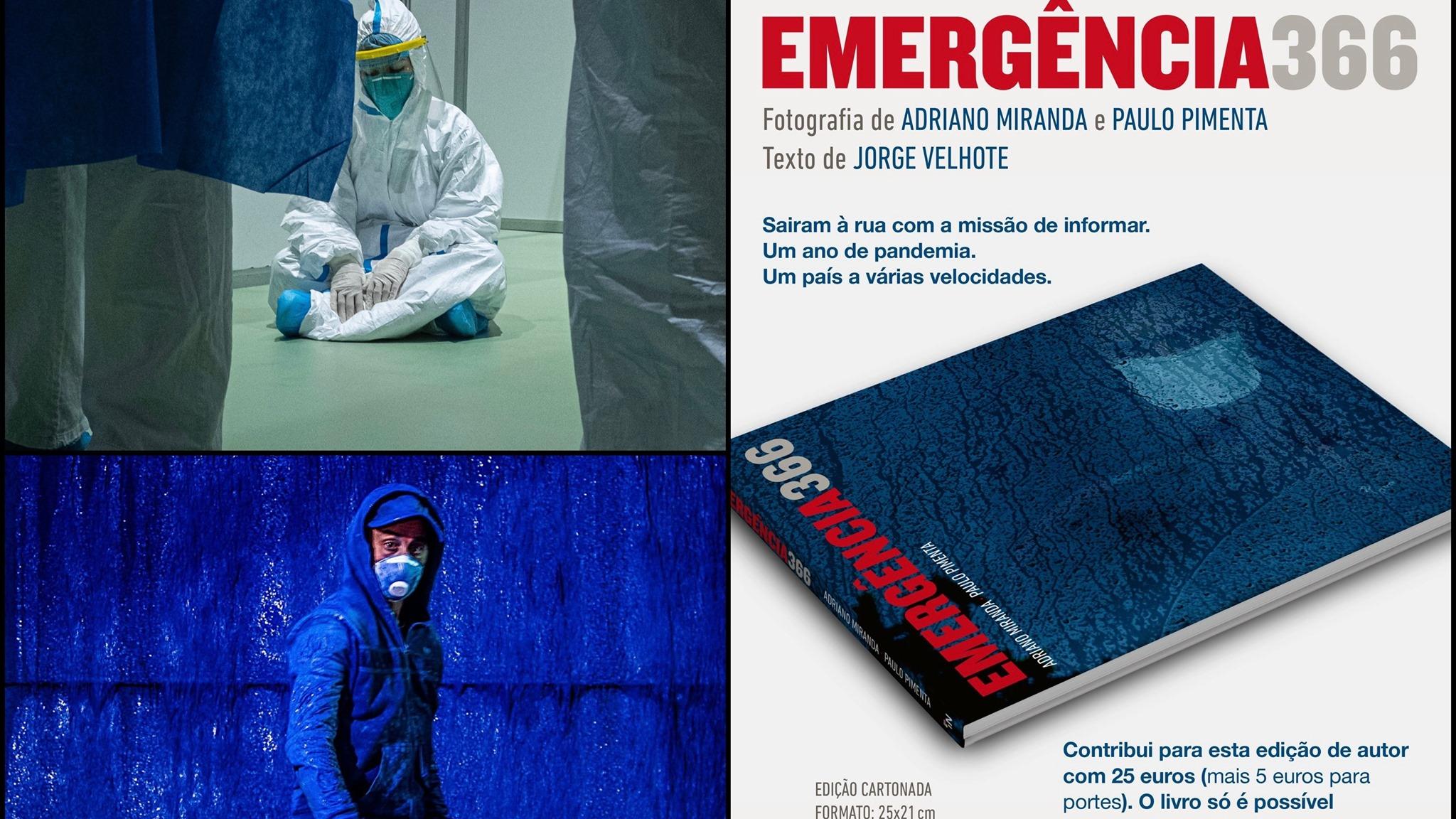 'Conversa sobre um projeto fotográfico' _ Emergência366 _ A.Miranda | P.Pimenta