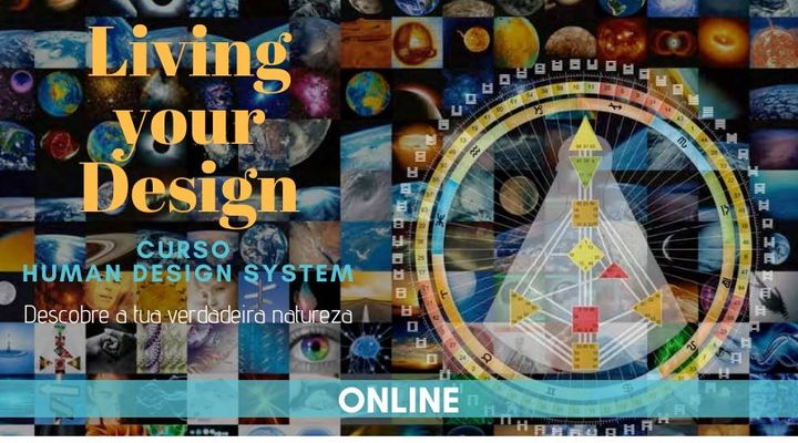 Living your Design - Curso de Human Design Online