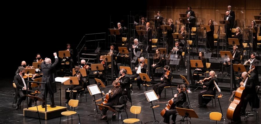 Coro do Teatro Nacional de São Carlos e Orquestra Sinfónica Portuguesa