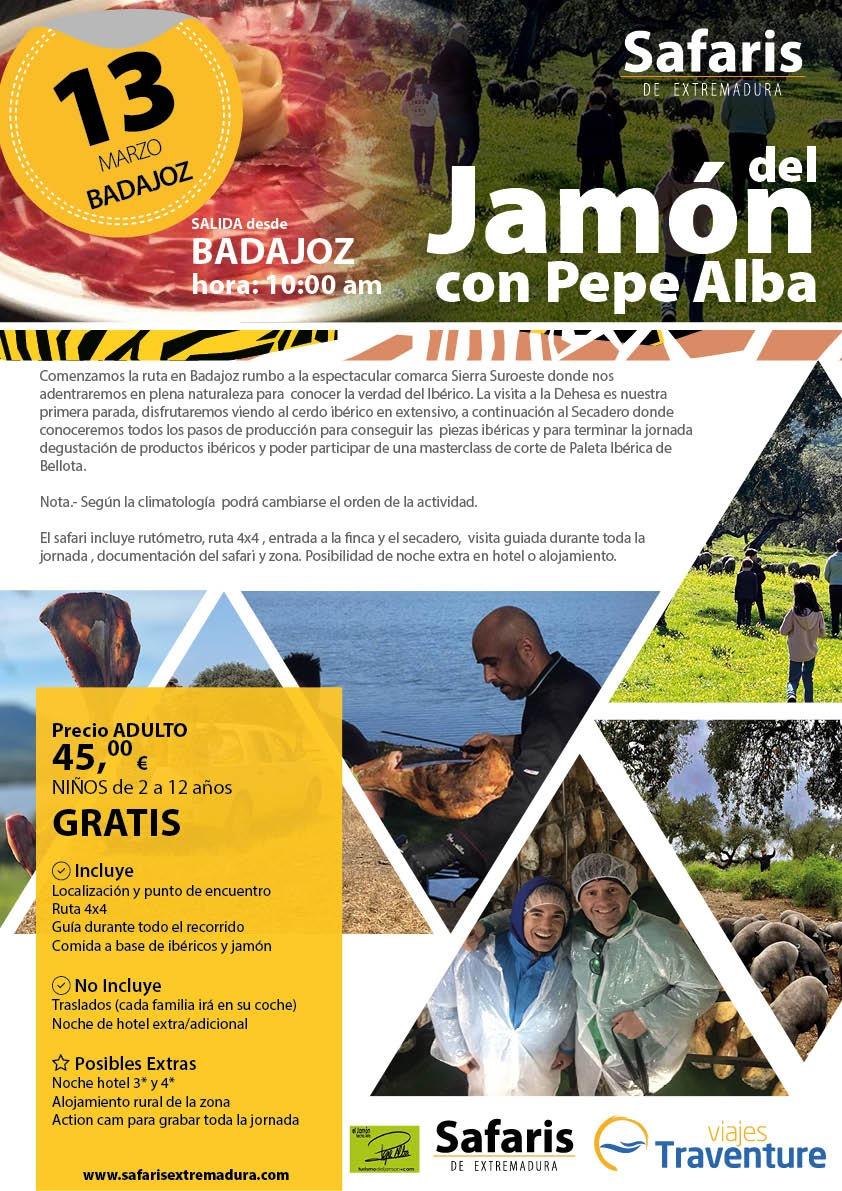 Safari del Jamón