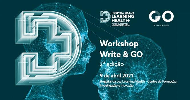 Workshop Write & GO | 2ª Edição