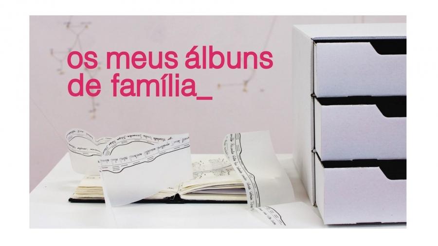 """Exposição – """"Os meus álbuns de família"""""""