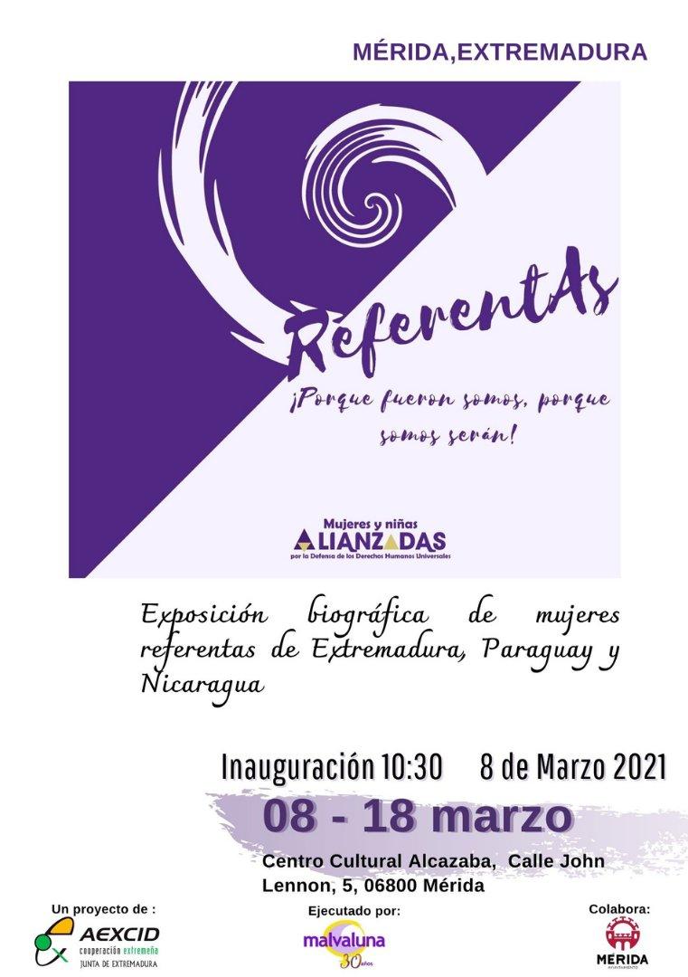 Exposición 'Referentas'