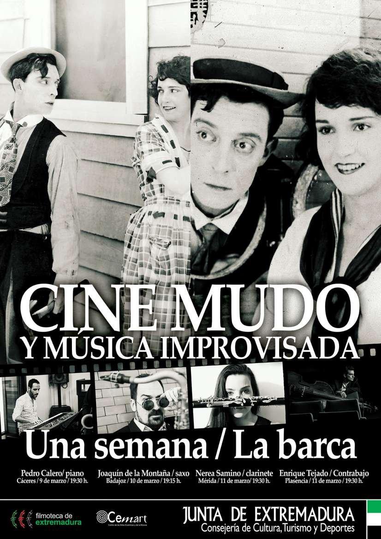 Cine Mudo y Música Improvisada en Directo (Filmoteca)
