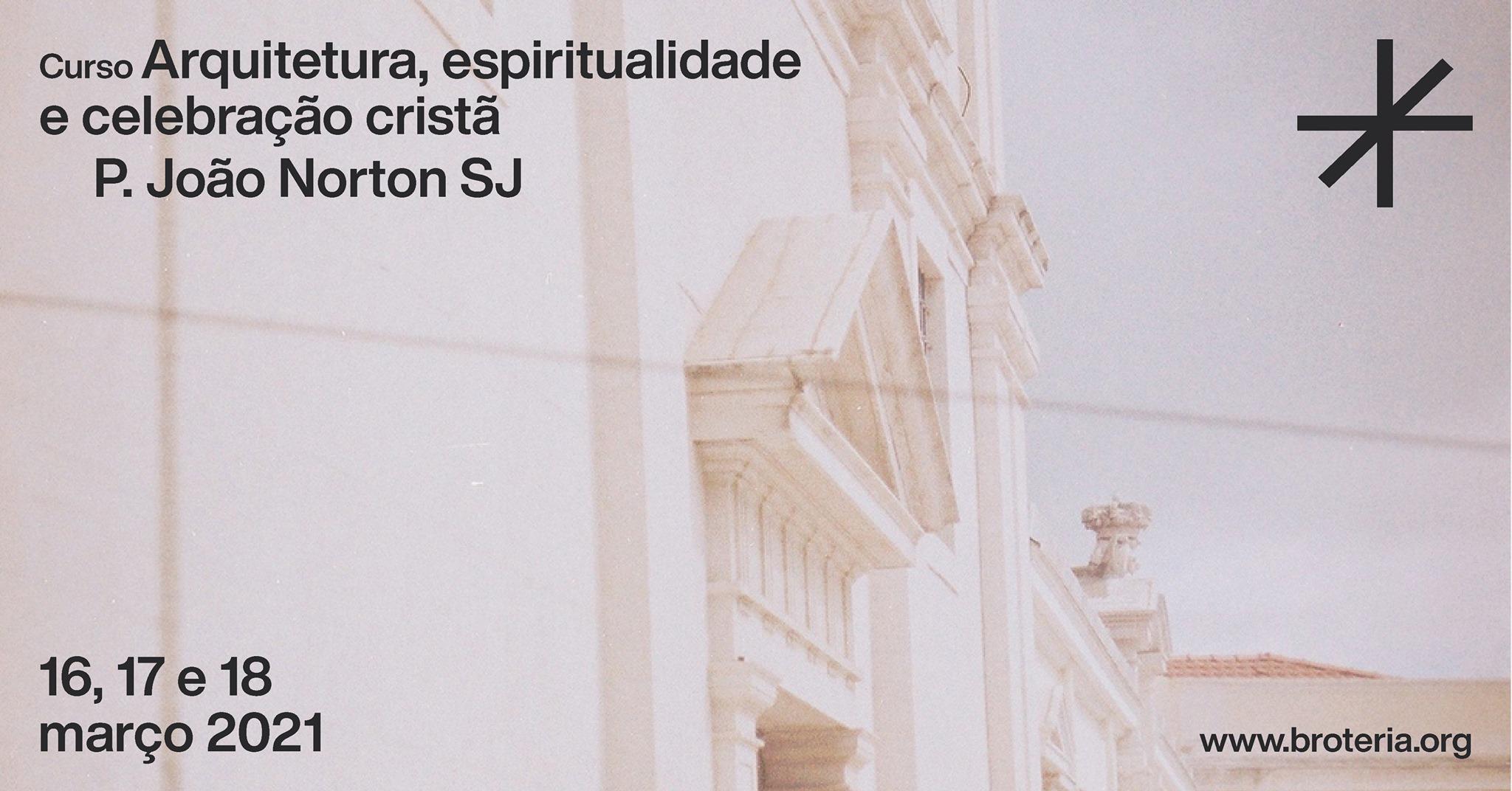 Curso| Arquitetura, espiritualidade e celebração cristã