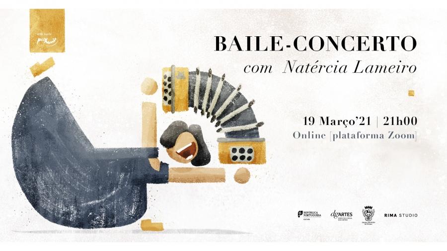 Baile-concerto com Natércia Lameiro