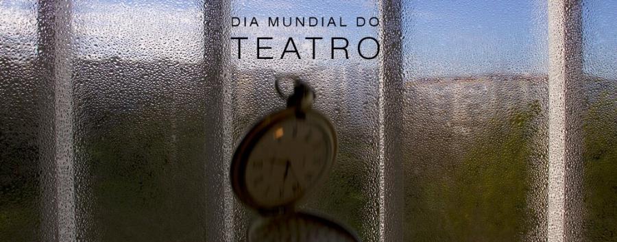 Mensagem 2021 // Companhia Mascarenhas-Martins // Dia Mundial do Teatro