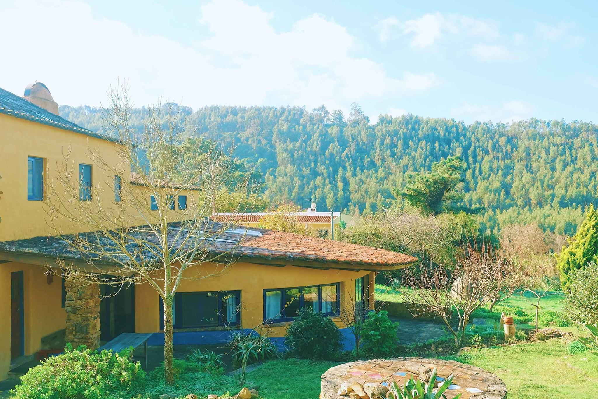 Retiro Yoga & Natureza - Centro 4 Ventos   Serra de Mafra