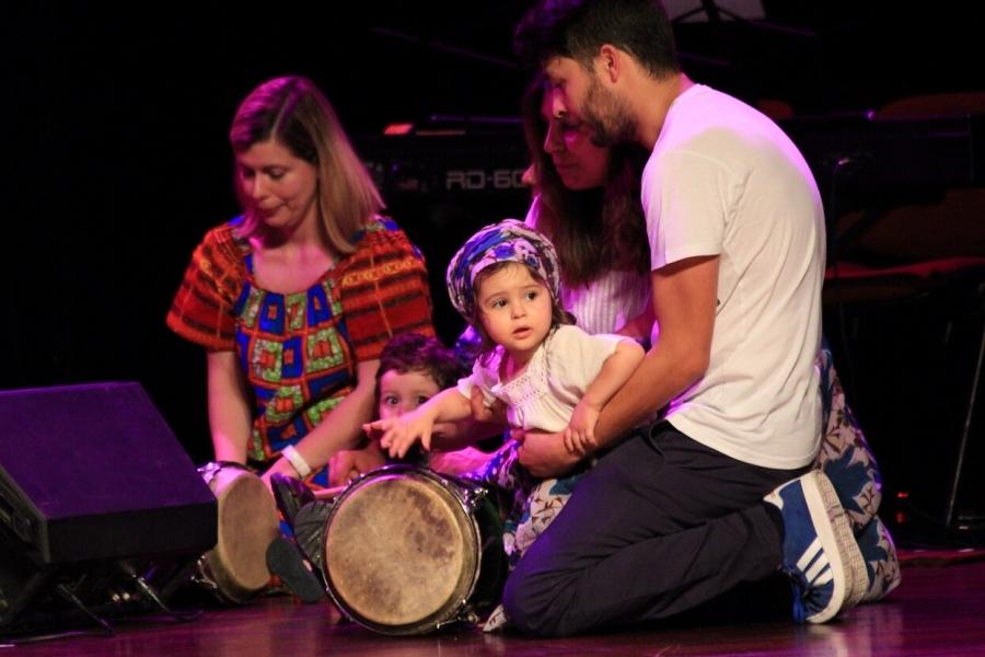 'Orquestra para Bebés' - cancelamento da sessão de março