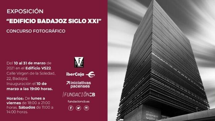 """Exposición CONCURSO FOTOGRÁFIC """"Edificio Badajoz siglo XXI"""""""