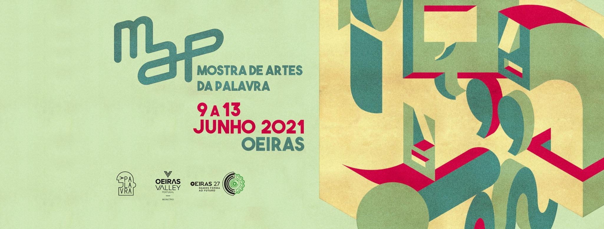Festival MAP - Mostra de Artes da Palavra 2021