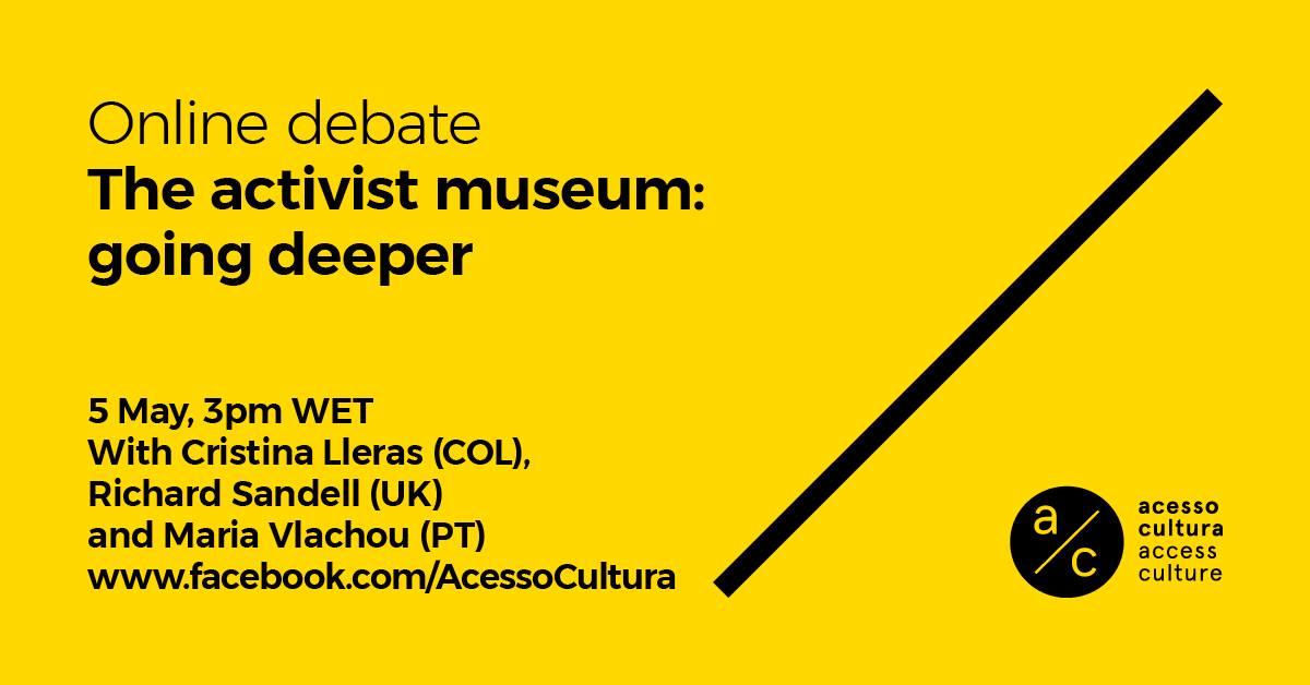 The activist museum: going deeper