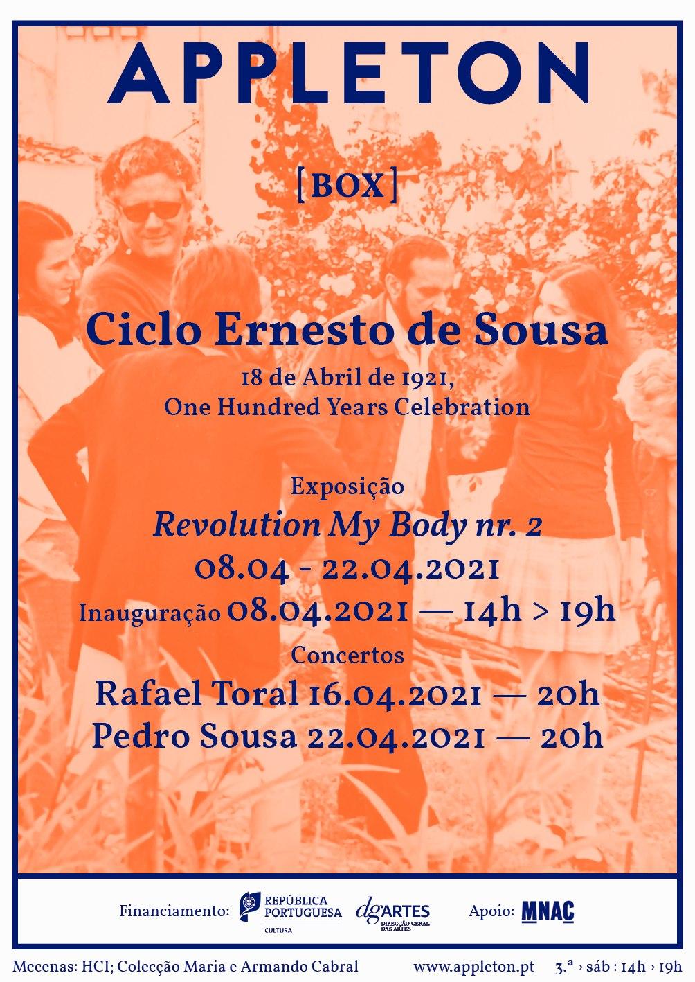 Appleton - Box | Ciclo Ernesto Sousa