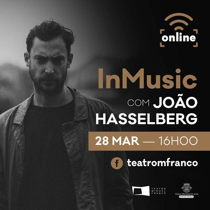 InMusic com João Hasselberg