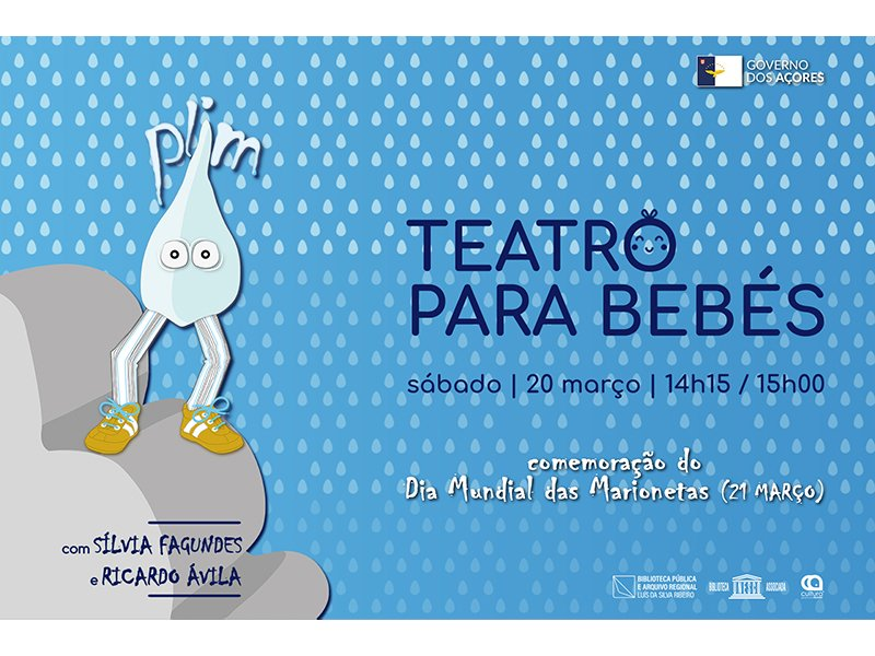 Plim!  - Teatro para Bebés