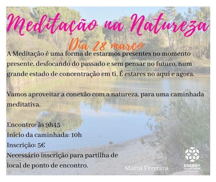 Caminhada Meditativa 28 Março