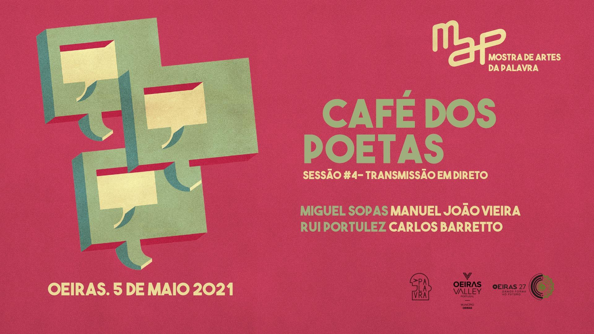 Cesariny vs Pacheco: Café dos Poetas #4