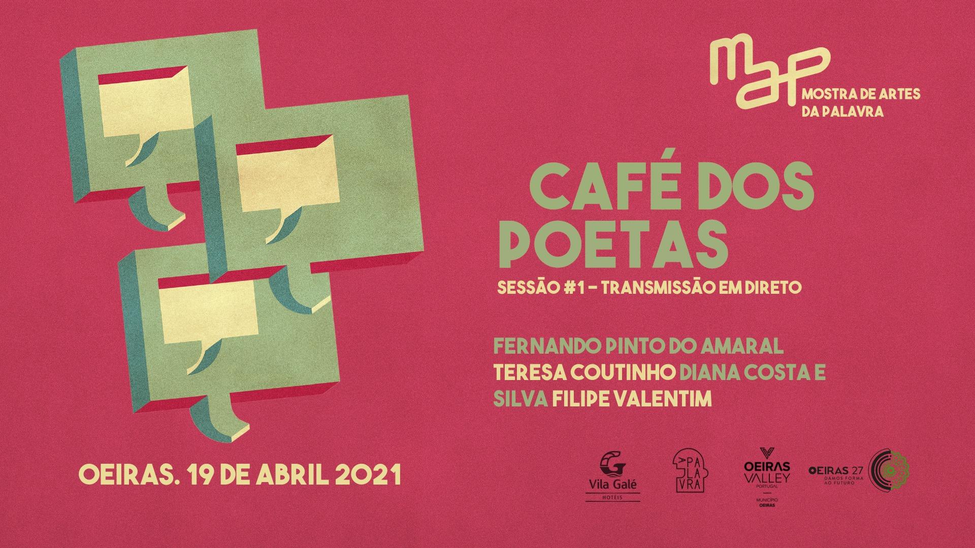 O Sentimento de um Ocidental - Cesário Verde: Café dos Poetas #1