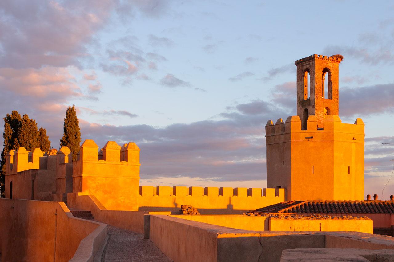 Vestigios del arte musulmán en Extremadura.