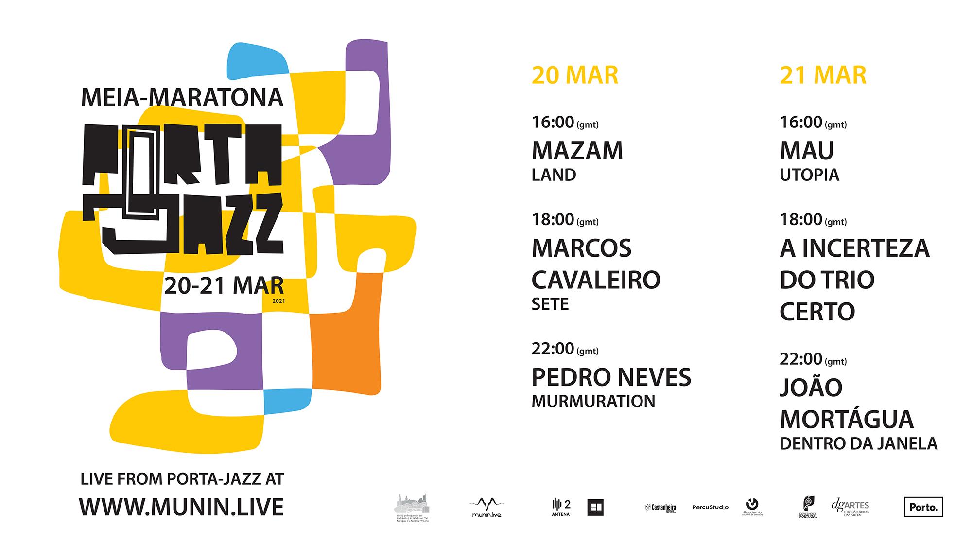Meia Maratona Porta-Jazz