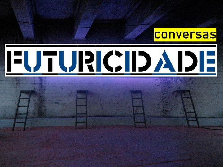 CONVERSAS FUTURICIDADE (2) - com Leonor Areal e Mário Caeiro.