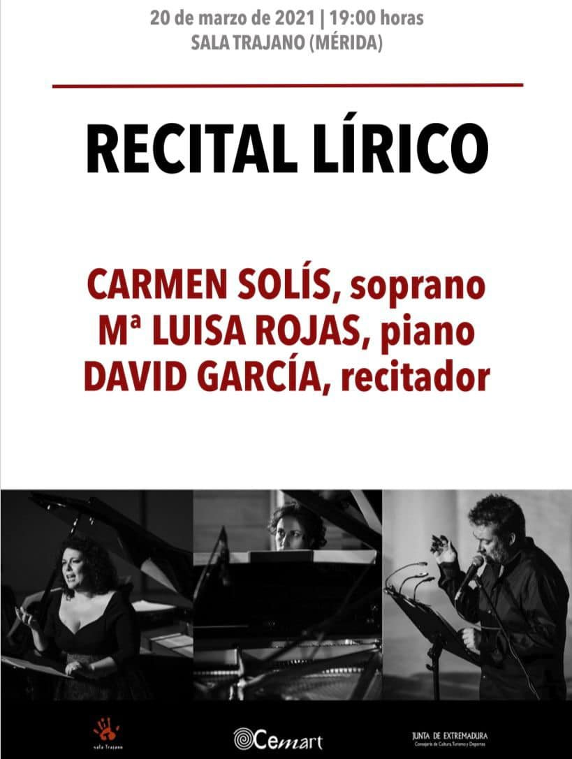 Recital Lírico