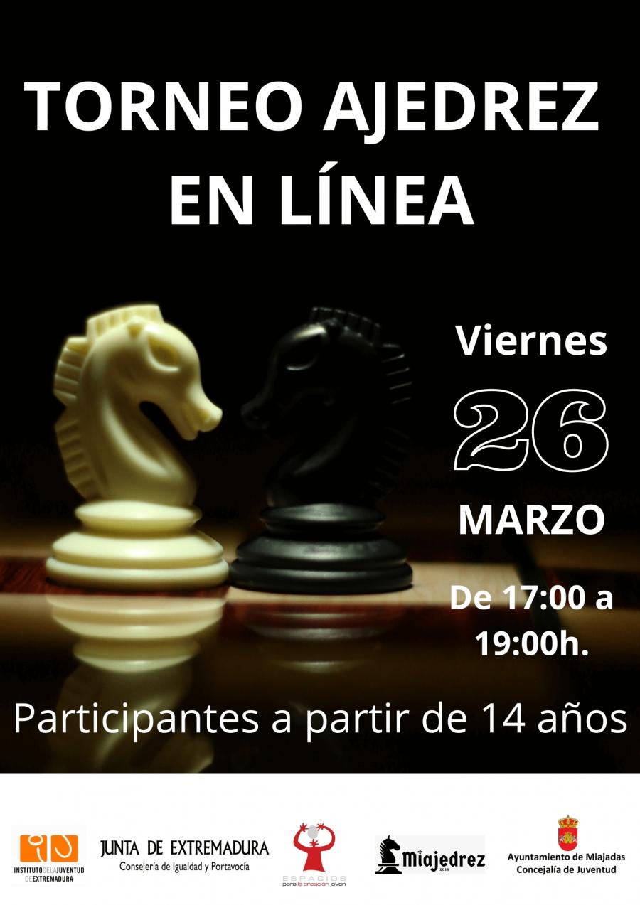 Torneo de Ajedrez en Línea