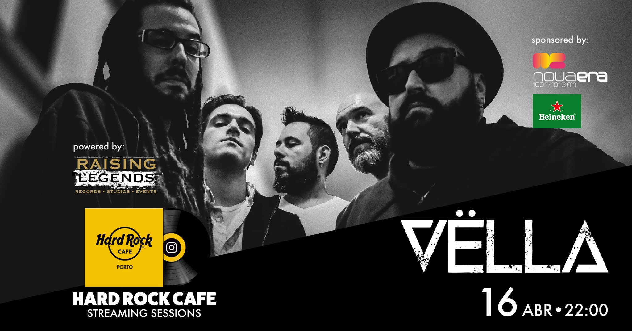 VËLLA | Hard Rock Cafe Streaming Sessions