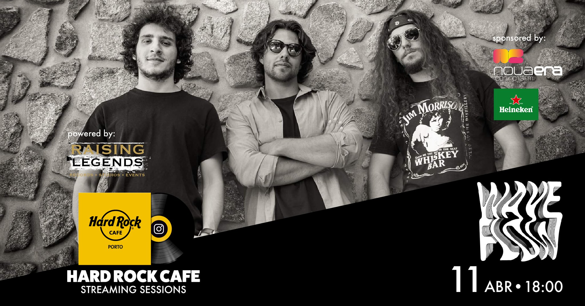 Wave Flow | Hard Rock Cafe Streaming Sessions