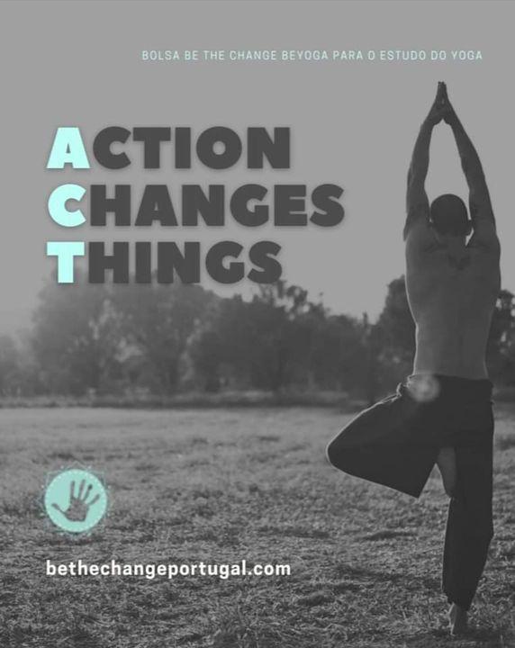 A.C.T.- Bolsa de Estudo para Yoga& Meditação
