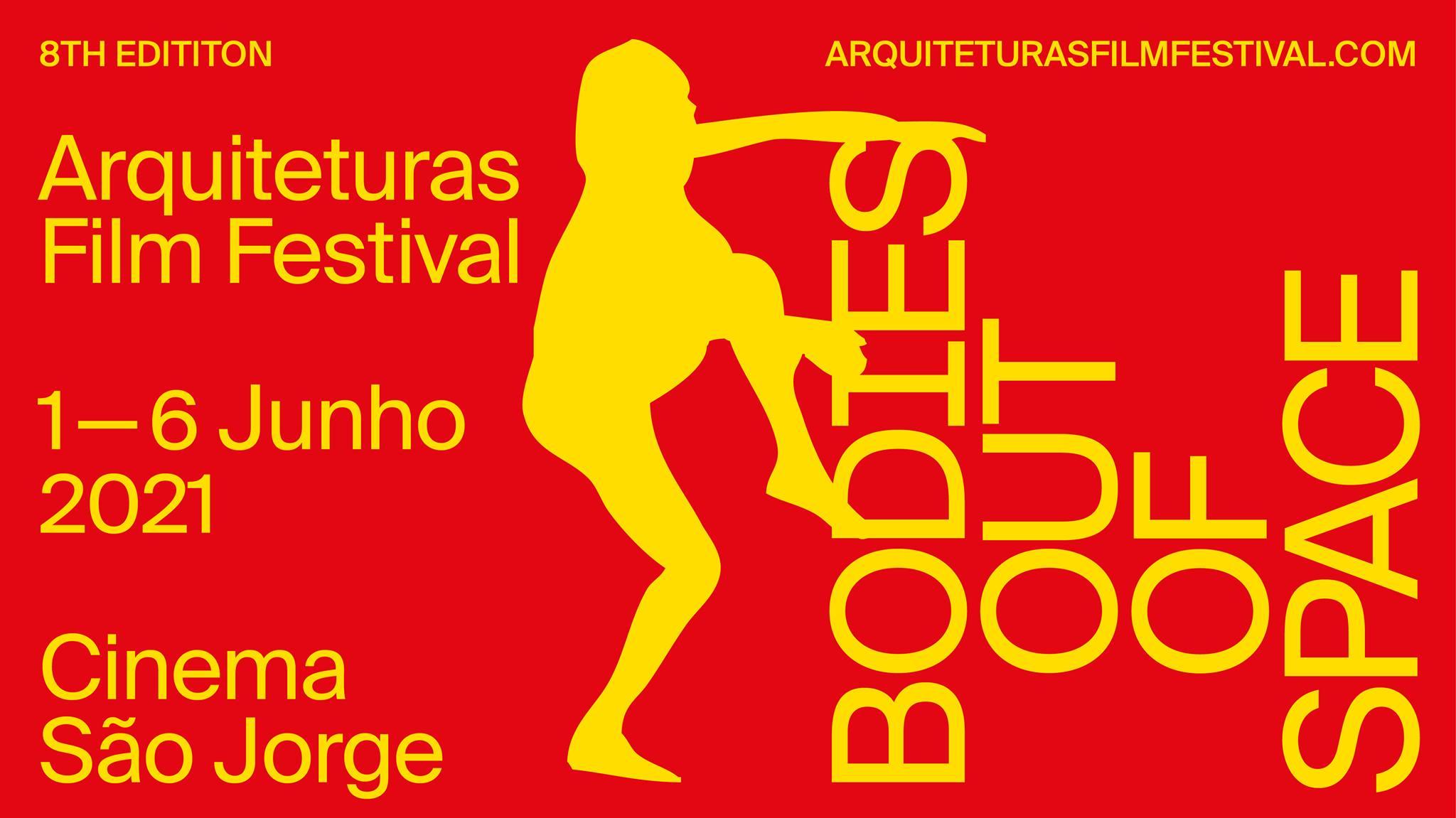 Arquiteturas Film Festival 2021 | Cinema São Jorge
