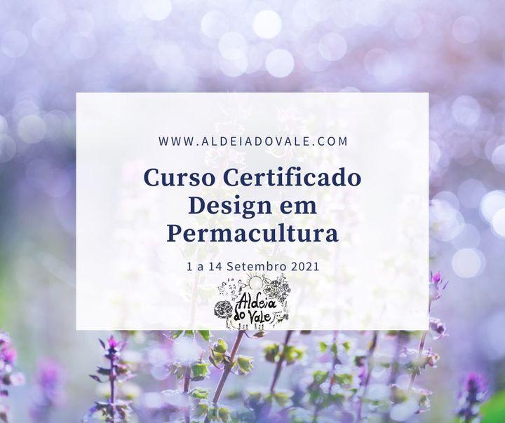 Curso Certificado de Design em Permacultura