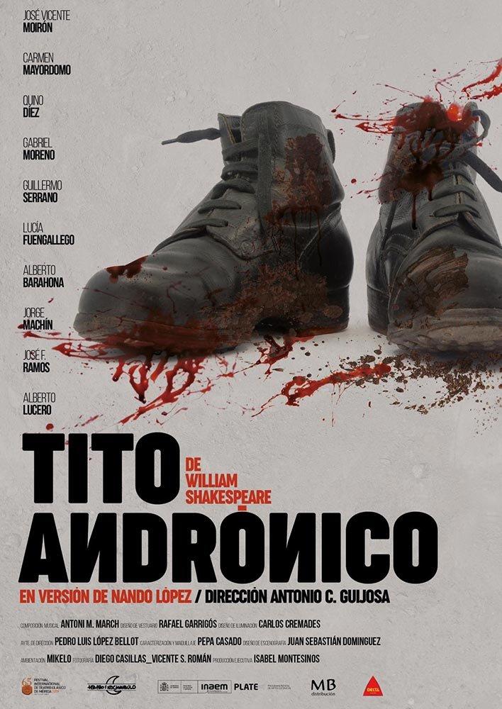 Teatro: «Tito Andrónico»