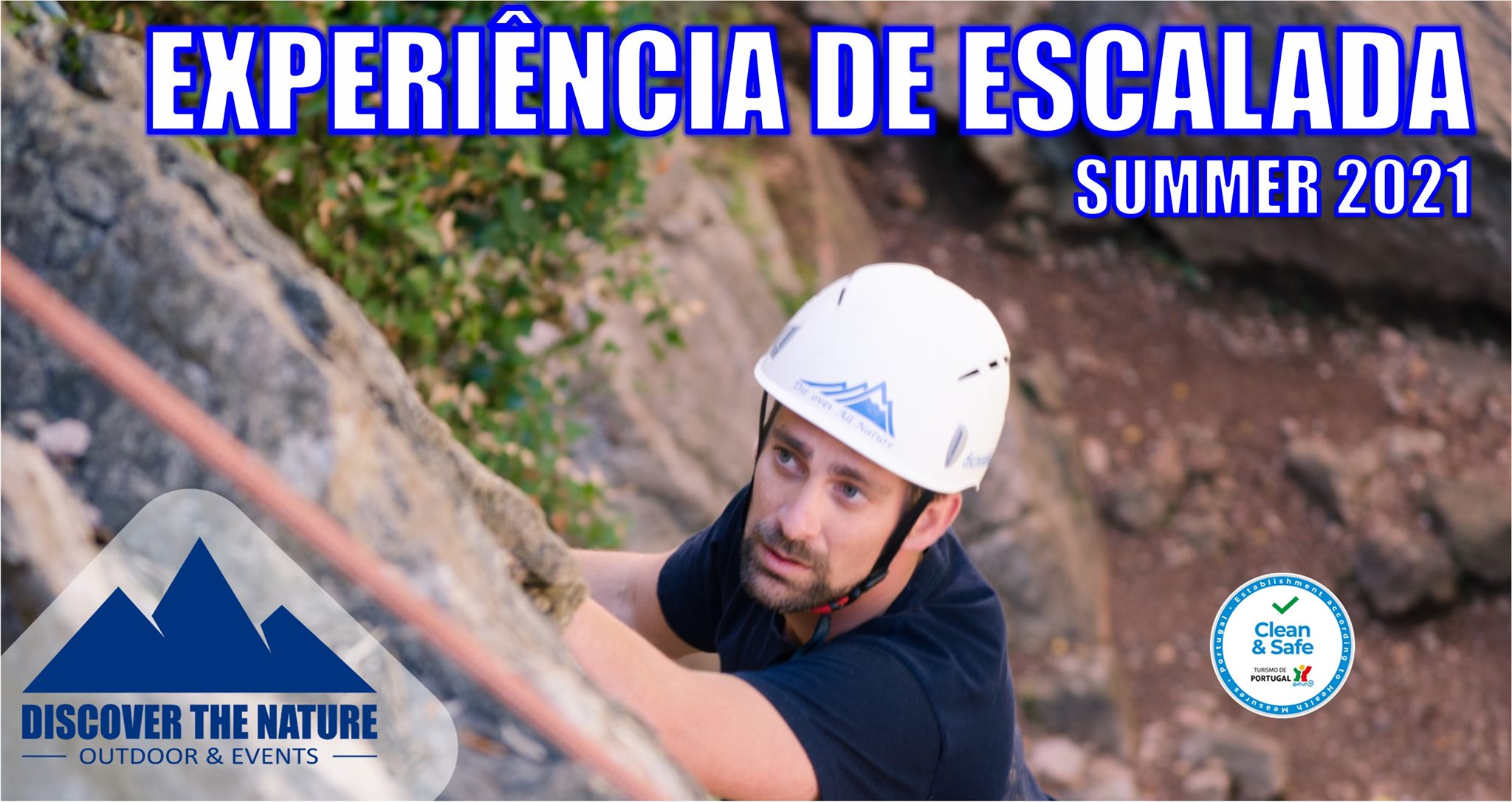EXPERIÊNCIA DE ESCALADA ARRÁBIDA