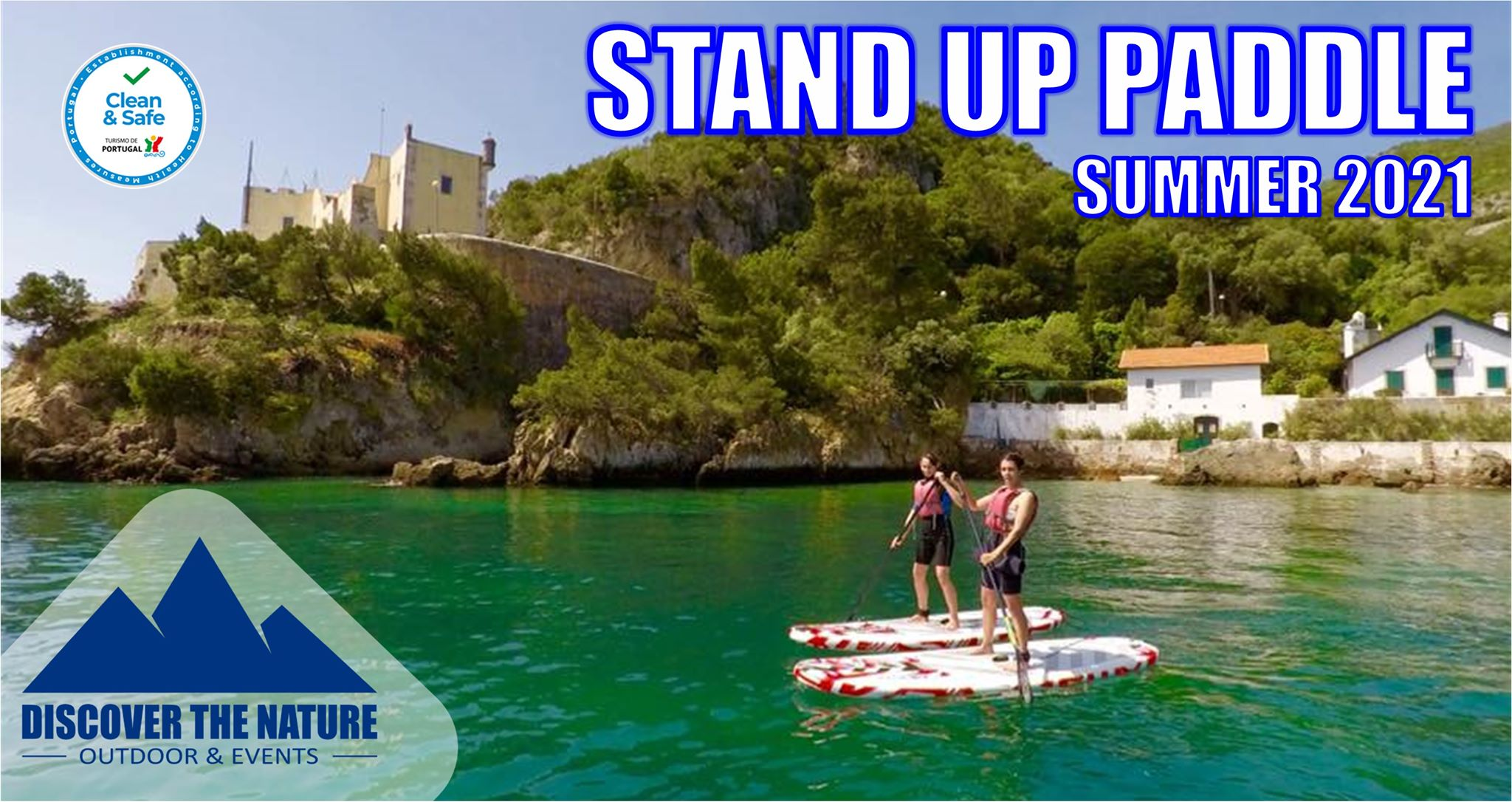 STAND UP PADDLE ARRÁBIDA