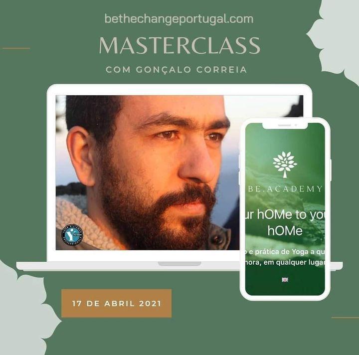 Masterclass  Com Gonçalo Correia - Explorando Conexões